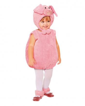 Kleinkind Schweinchen Kostüm Set