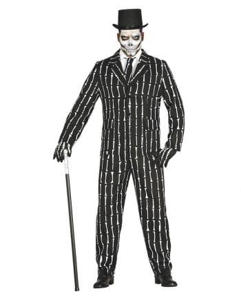 Bone Suit Men Costume