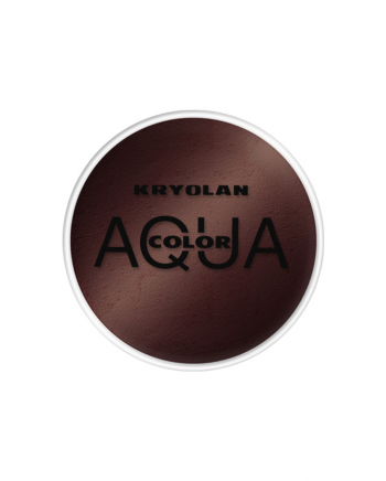 Kryolan Aquacolor Rotbraun 15ml