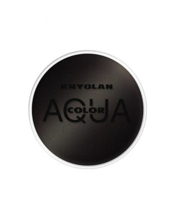 Kryolan Aquacolor Black 15ml