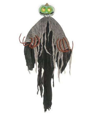 Pumpkin spirits hanging figure with LED