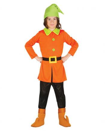 Pumpkin Doll Children's Costume