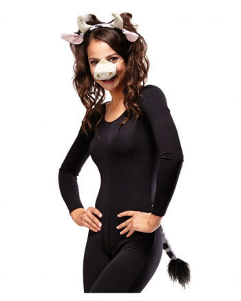 Cow Costume Set 3-pc.