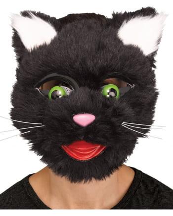 Katzen Maske im Comic Style
