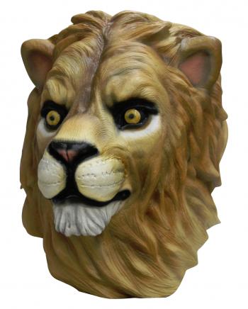 Latex Maske Löwe