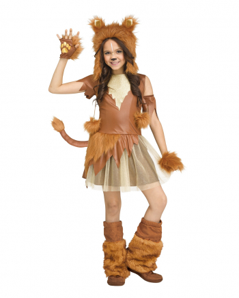 Lea Lionheart Child Costume