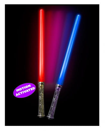 LED Motion Activated lightsaber 3-color