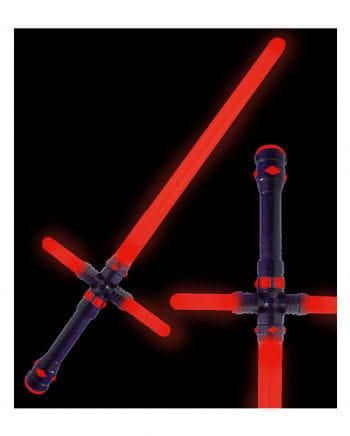 LED lightsaber 87cm red