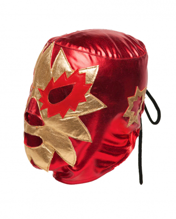 Legends Of Lucha Libre Mask Solar