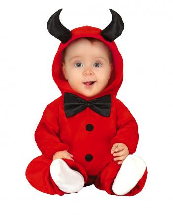 Little Mr Diabolo Kleinkinder Kostüm Jumpsuit
