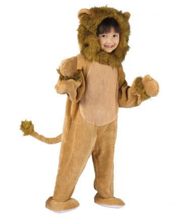 Cuddly Lion Toddler Costume