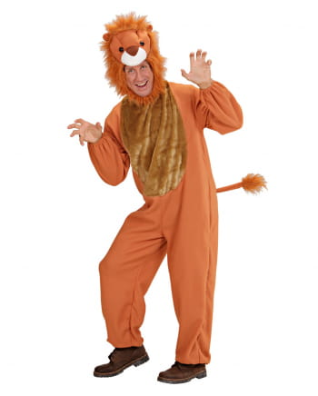 Lion Costume Overall