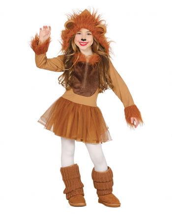 Lion Costume For Girls