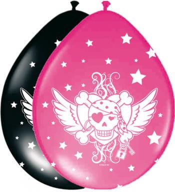 Pirate Girl Balloons