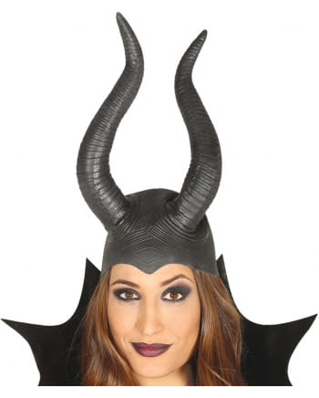 Fairy Tale Witch Horns
