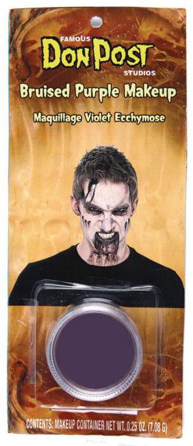 Make Up Dark Purple