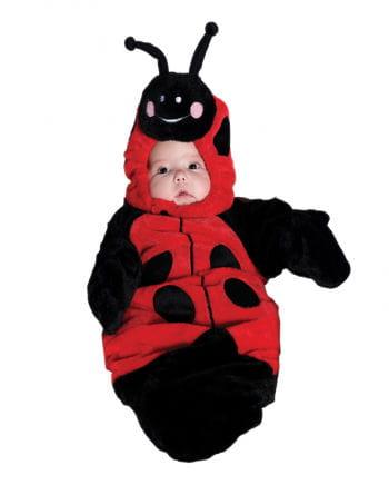 Marienkäfer Babysack Kostüm