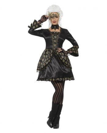 Venetian Ladies Costume Dress Deluxe