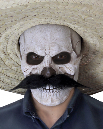 Mexican Skull Full Head Mask
