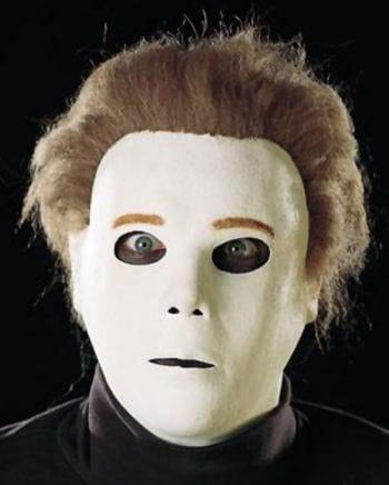 michael myers maske original halloween film maske horror. Black Bedroom Furniture Sets. Home Design Ideas