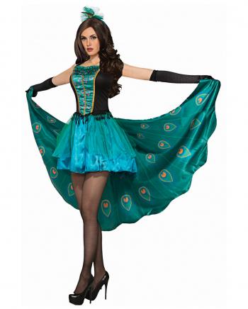 Miss Peacock Pfauen Kostüm