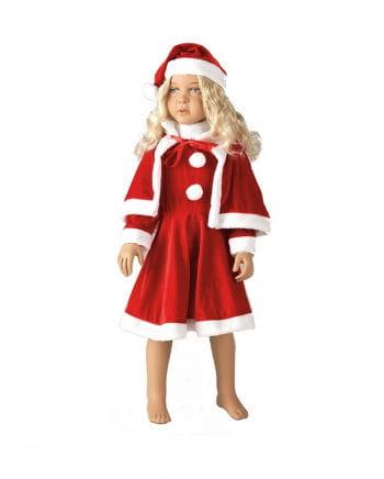 Little Miss Santa costume  sc 1 st  Horror-Shop.com & Little Miss Santa costume for girls | horror-shop.com
