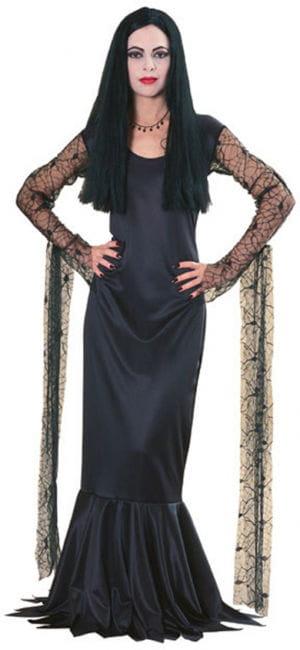 Morticia Deluxe Kostüm