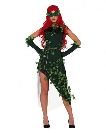 Naturgöttin Ivy Damen Kostüm mit Maske