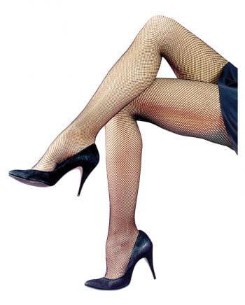 Sexy Netzstrumpfhose Schwarz
