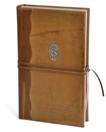 Newt Scamander diary