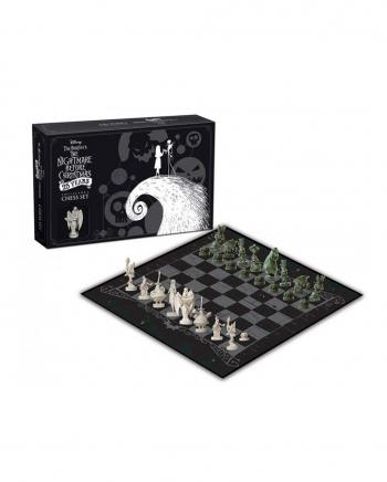Nightmare Before Christmas Collectors Schachspiel
