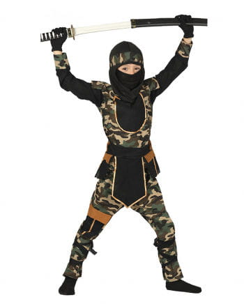 Ninja Commander Children's Costume