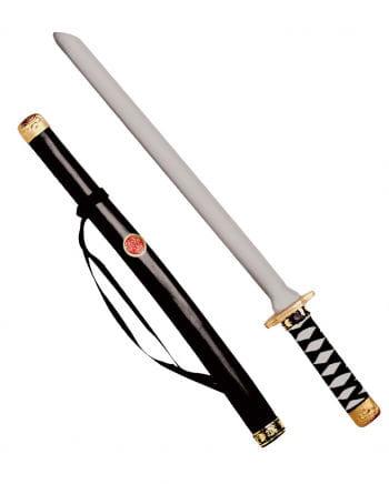 Ninja Samuraj Schwert mit Scheide 60 cm