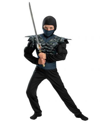 Camo Ninja Kinderkostüm
