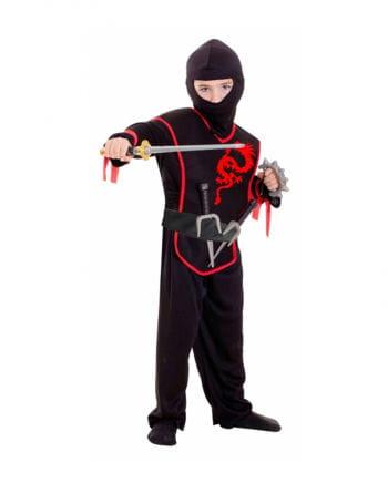 Ninja kids costume set  sc 1 st  Horror-Shop.com & Ninja kids costume set | Japanese ninja children outfit | horror ...