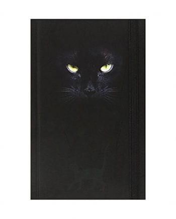 Hardcover Notebook Cat Eyes
