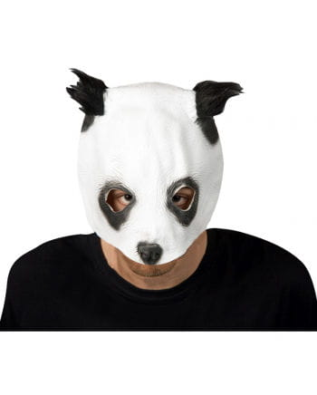 Panda Halbmaske