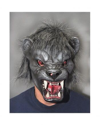 Panther Latex Maske