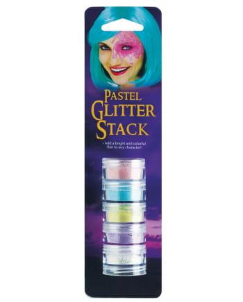 Pastel Glitter Makeup Set