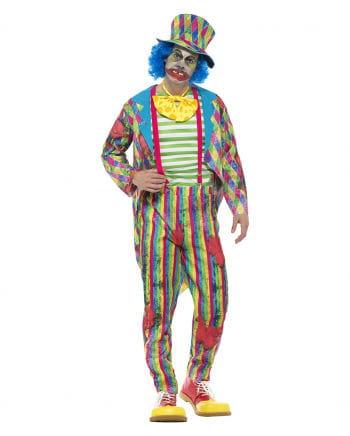 Patchwork Horror-Clown Deluxe Kostüm