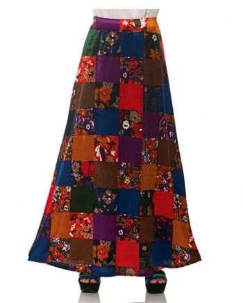 Patchwork Costume Skirt
