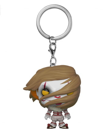 Pennywise With Wig Keyring Pocket POP