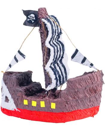 Pinata Piratenschiff 40cm