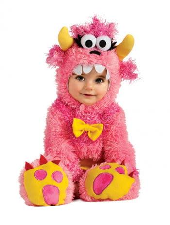 Pink Mini Monster Babykostüm