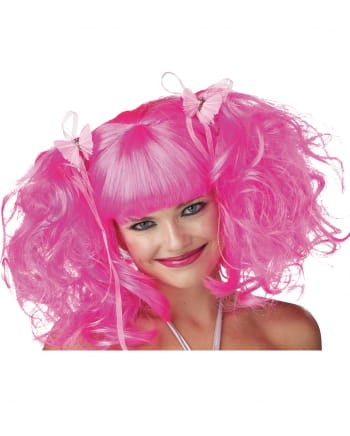 Pink Fairy Wig