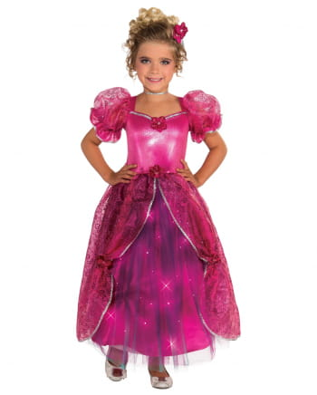 Pink Princess Kids Costume