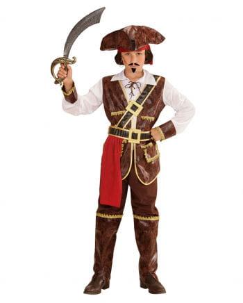 Piraten Kapitän Kinderkostüm