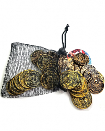 Piraten Münzen 30 St.