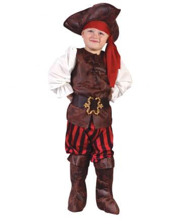 Piraten Kostüm Kleinkinder Seeräuber Kostüm für Jungen | Horror-Shop.com