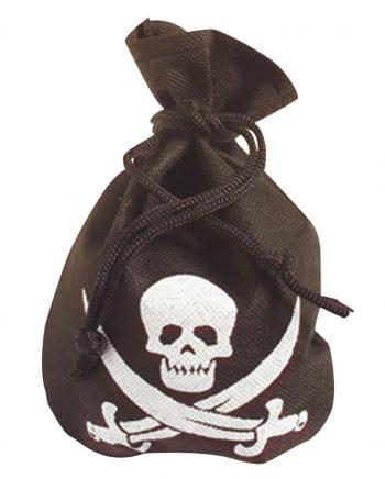 Piraten Säckchen mit Totenkopf